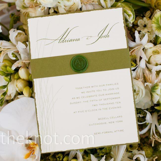 an organic vineyard wedding in cutchogue ny