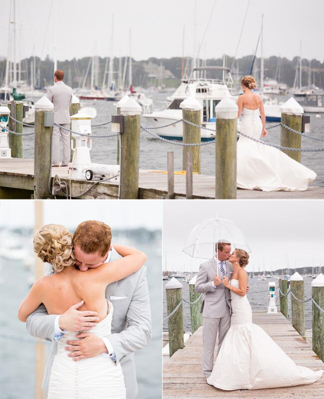 Photo: Melissa Robotti // Featured: The Knot Blog