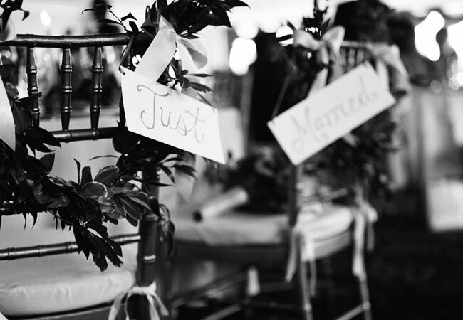 Meg Matyia Photography / The Knot Blog