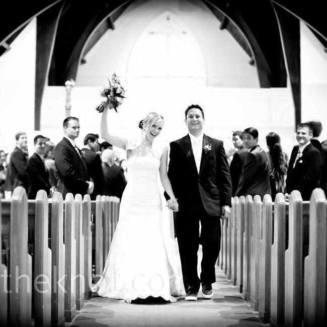 A Vintage Indoor Wedding In Washington, DC