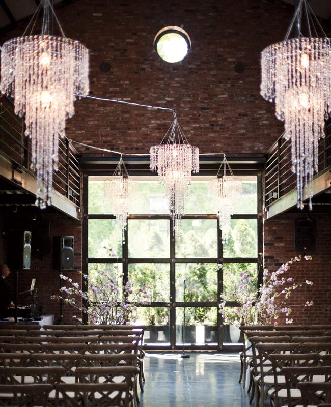 Creative Lighting Ideas // The Knot Blog