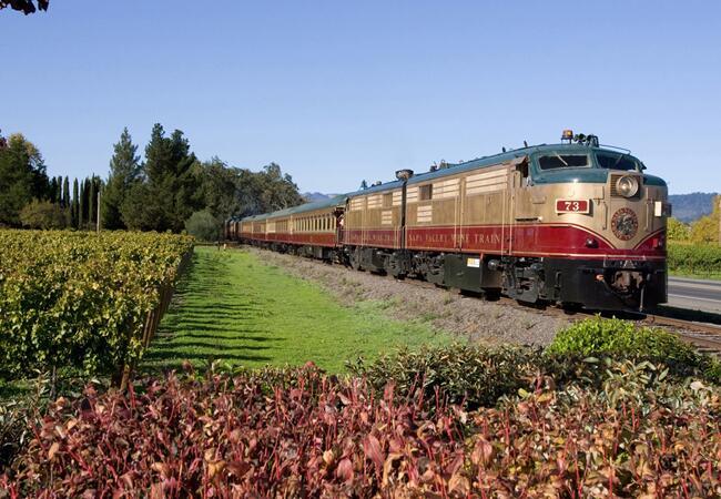 Napa Valley Train