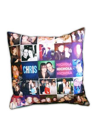 Pillow bridesmaid gift | Stitchtagram.com |blog.theknot.com