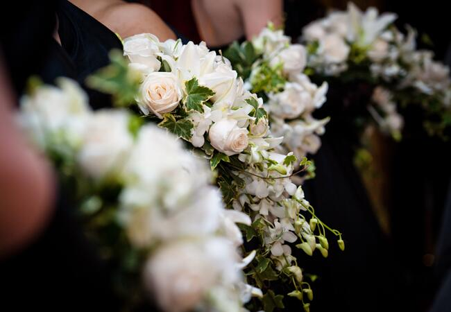 Photo: Kristin Chalmers Photography // Featured: The Knot Blog