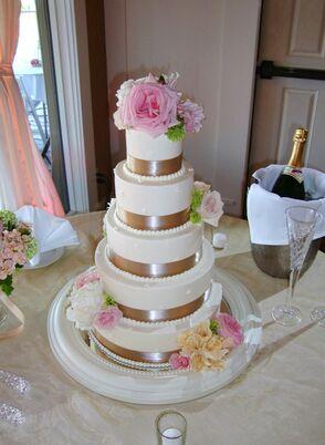 Vegan Wedding Cake Kansas City