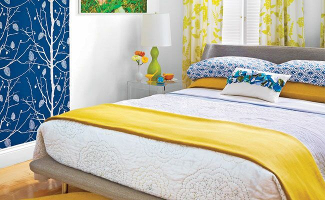 Spring Trend We Adore Yellow Home Decor