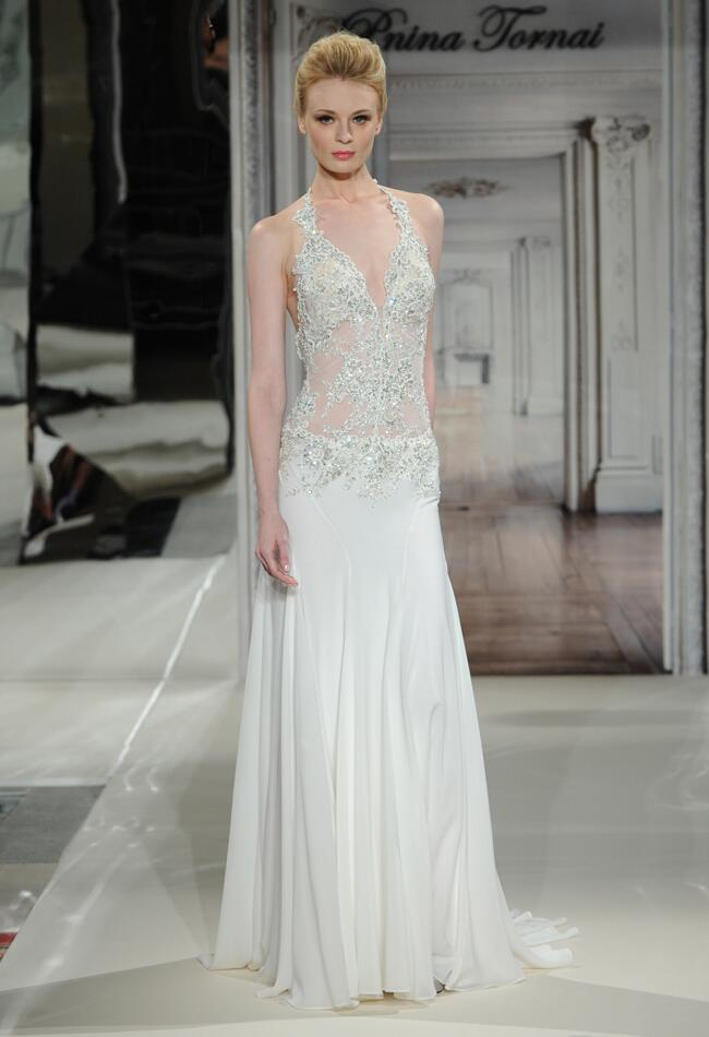 Pnina Tornai Spring 2014 Wedding Dresses