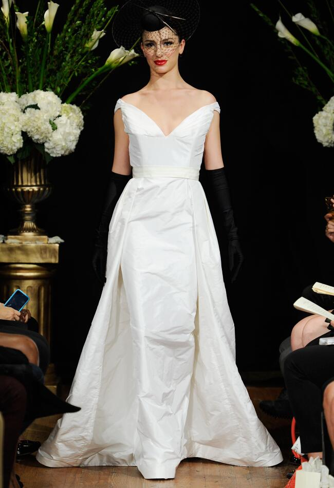 Sarah Jassir Fall 2014 Wedding Dresses
