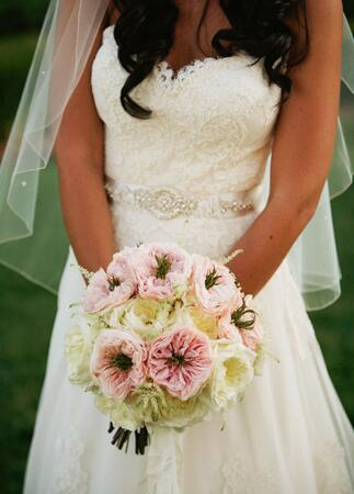 Bridal Bouquet // John & Joseph Photography // Planner: Details Details // Location: Ponte Winery