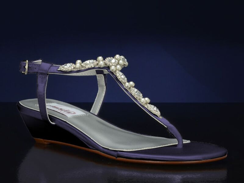b61080541a7d8 42 Best Wedding Wedges You Can Buy Now