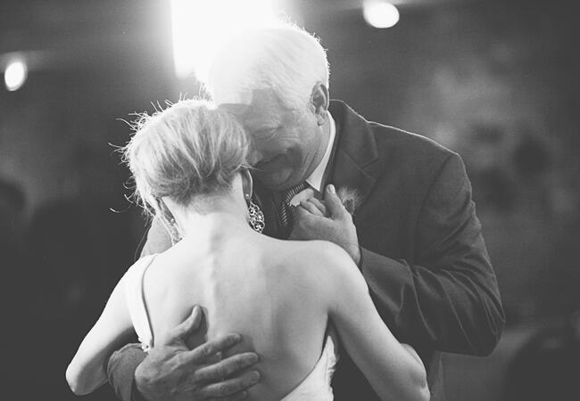 Photo: Christine Foehrkolb // Featured: The Knot Blog