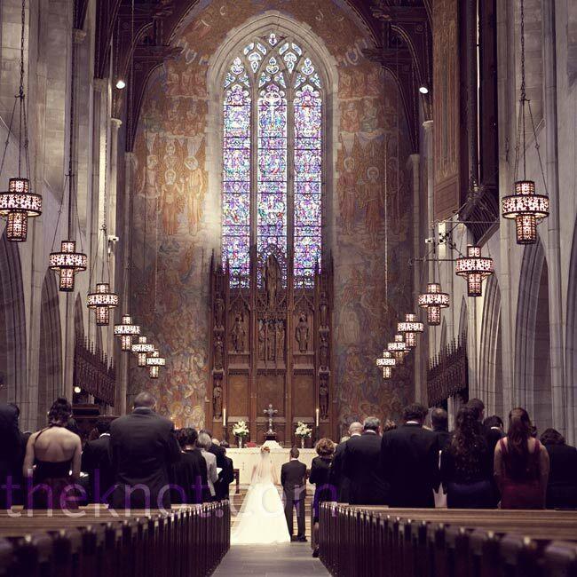 A Traditional Wedding In Detroit, MI