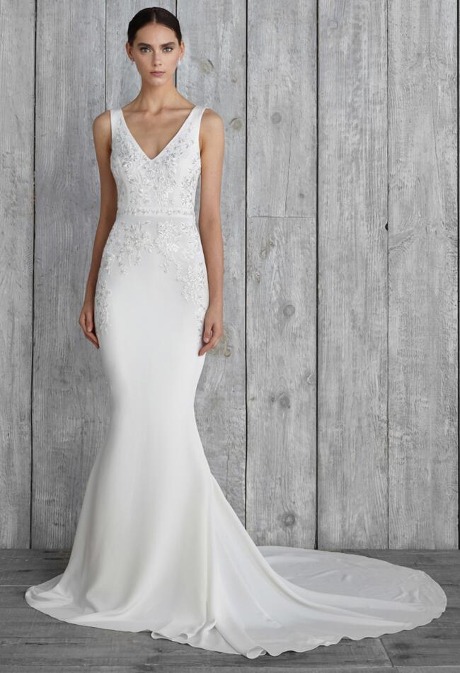 Nicole Miller Wedding Dresses Nicole Miller Blaine Ne10000 Size 6 ...