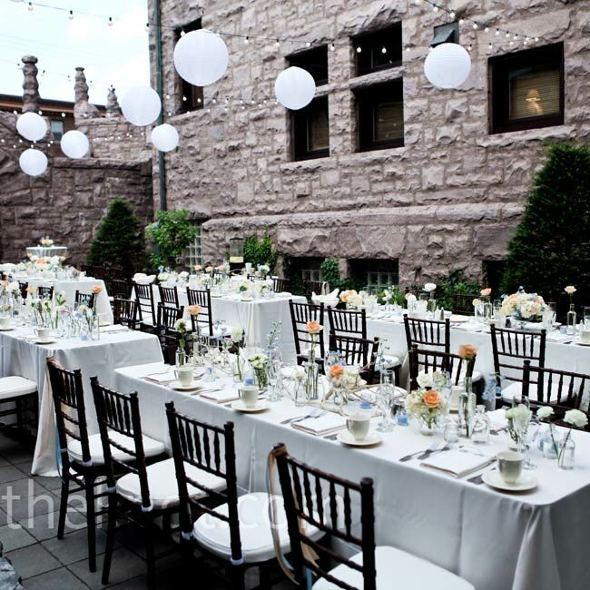 Minnesota Wedding Ceremony Locations: A Romantic Outdoor Wedding In Minneapolis, MN