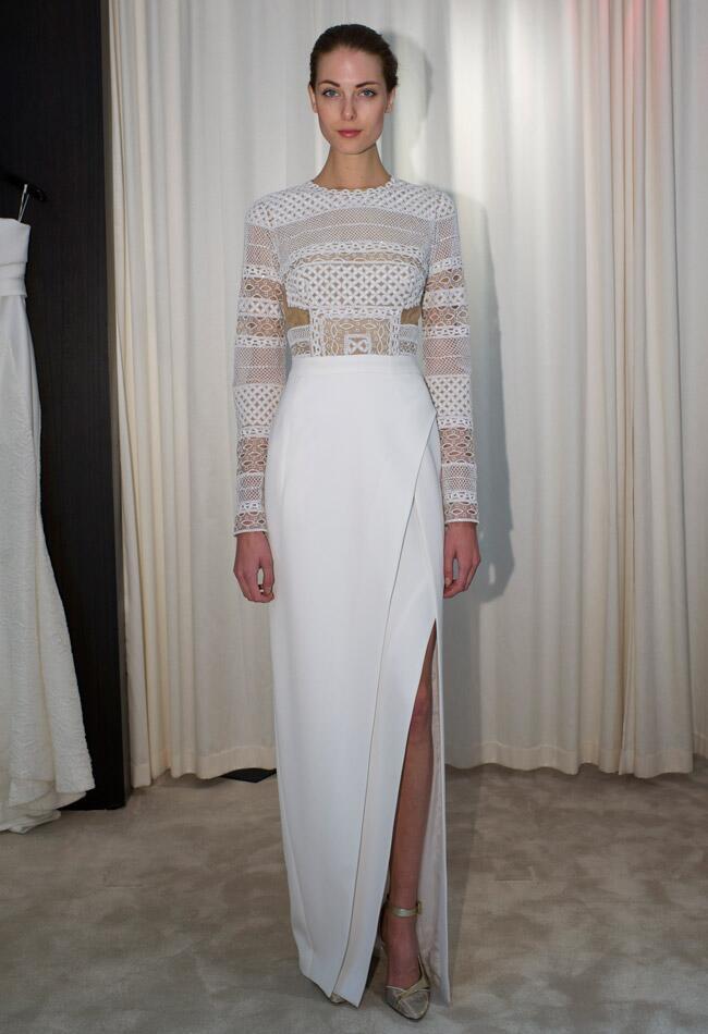 J Mendel Wedding Dress