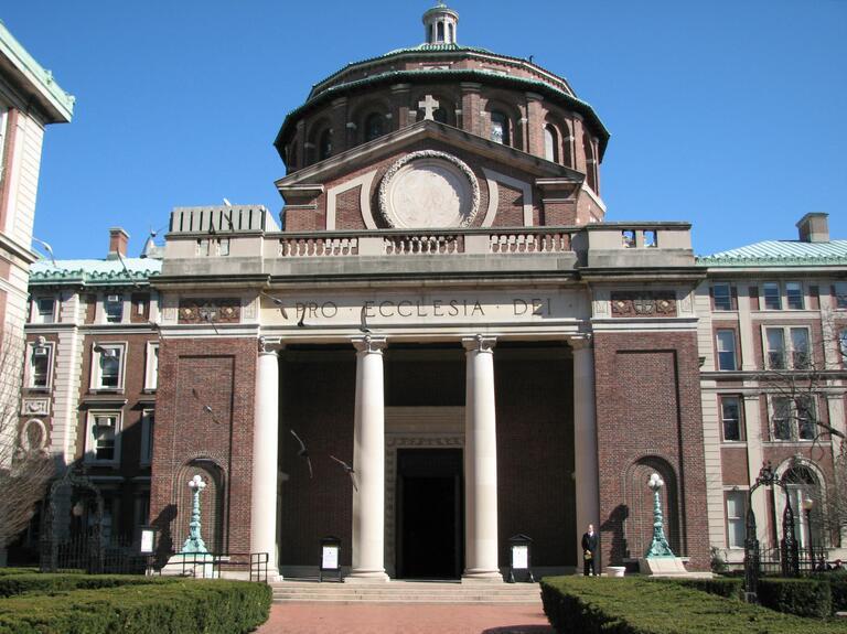 Columbia University Chapel