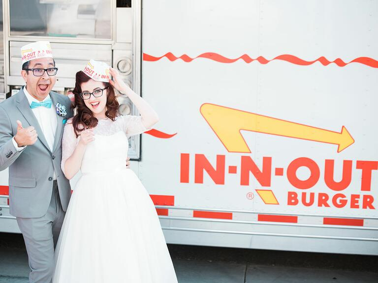 In-N-Out food truck