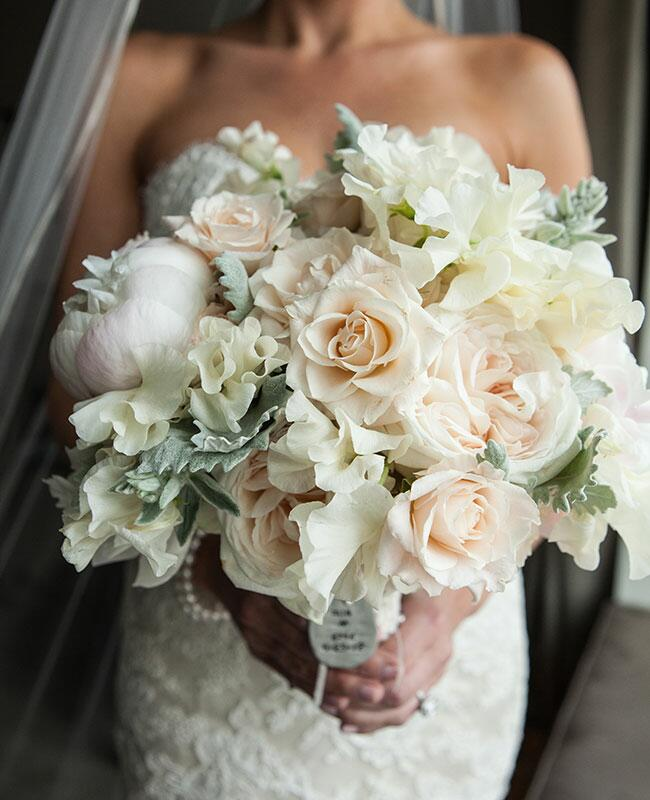 Dusty Miller Leaves Are The Perfect Textured Accent For Your Wedding Flowers