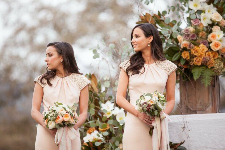 Neutral Elegant Outdoor Wedding: A Neutral, Elegant Wedding In Ojai, CA