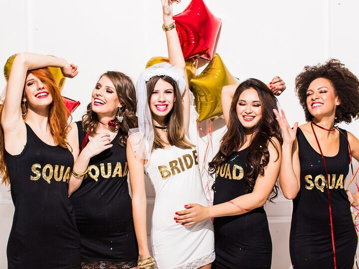 58 funny phrases to put on your bachelorette party shirts