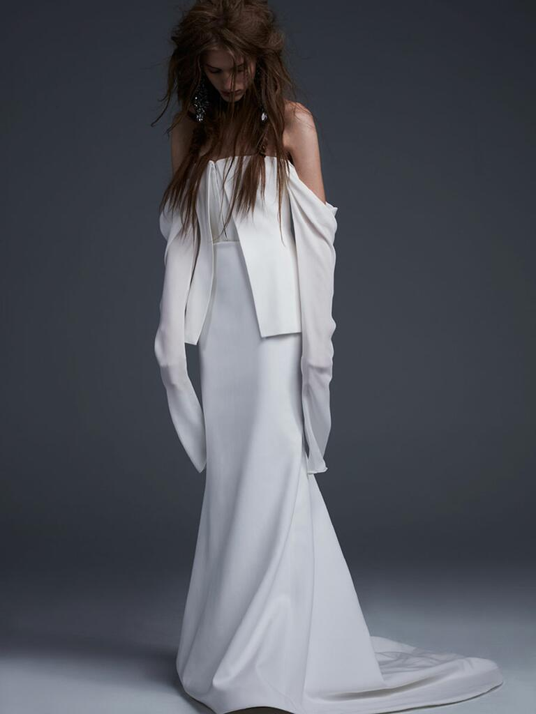 Vera wang bridal fall winter 2017 collection