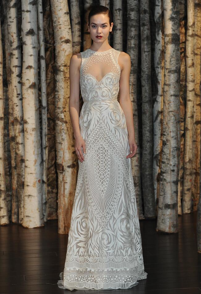Naeem Khan Spring/Summer 2015 | MCV Photo | The Knot Blog