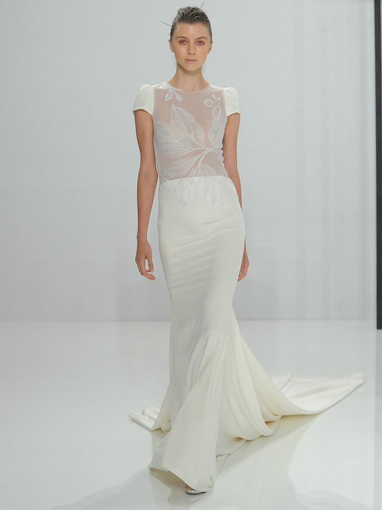 Mark Zunino Fall 2017 Collection Bridal Fashion Week Photos