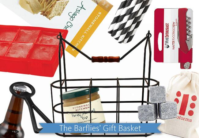 The Barflies' Gift Basket / The Knot