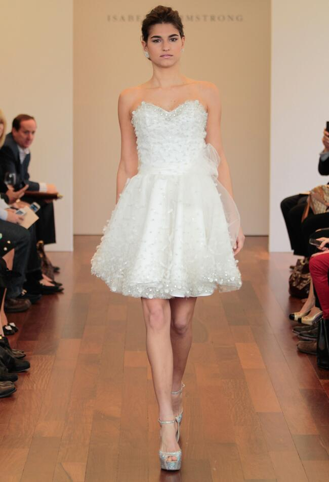 Isabelle Armstrong Spring 2015 | The Knot Blog