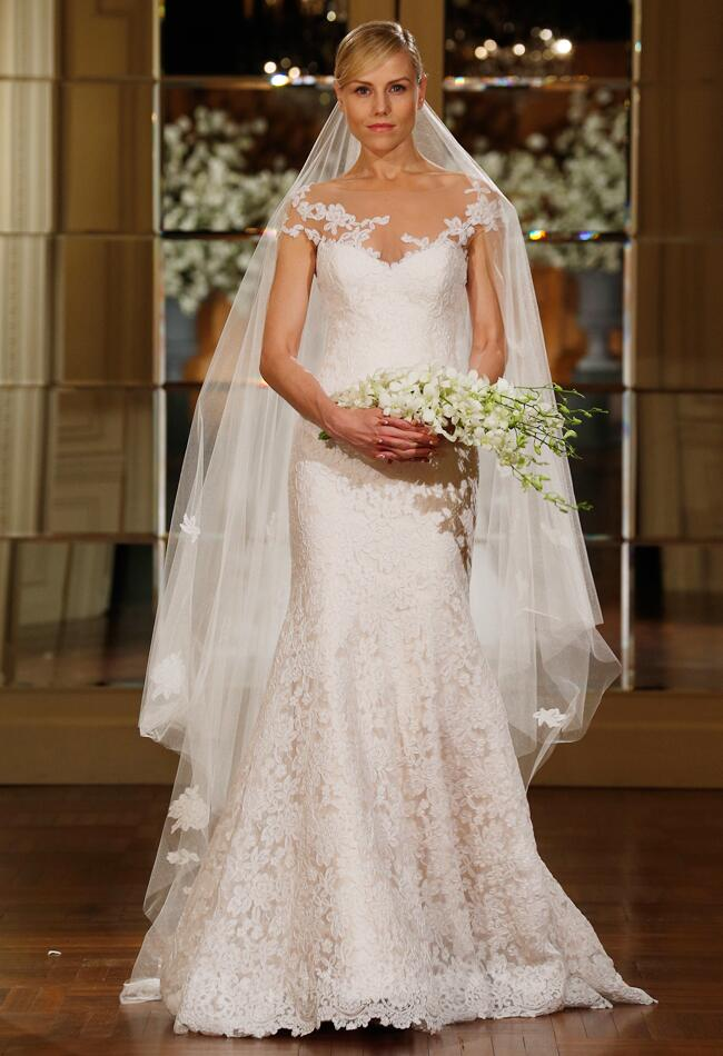 Legends by Romona Kaveza Spring 2015 | The Knot Blog