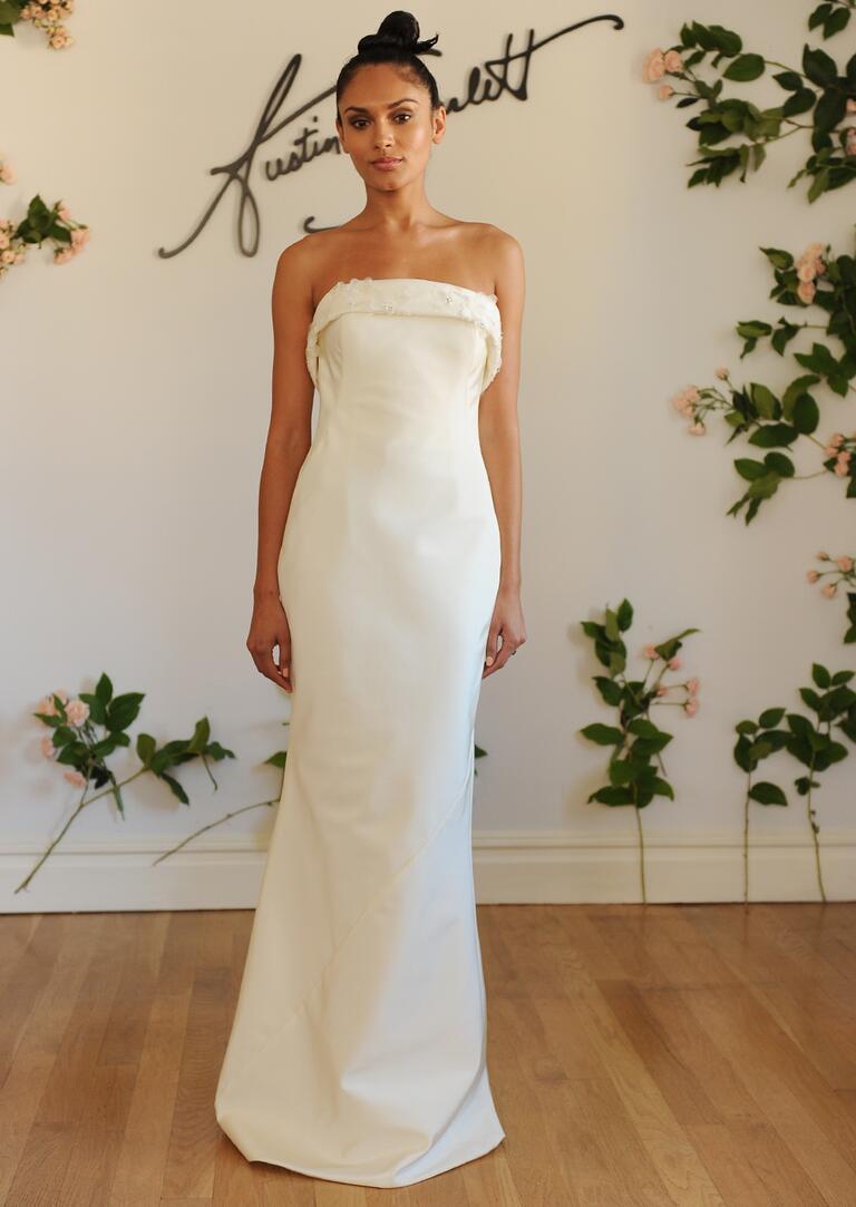 Austin Scarlett Fall 2016 Collection Wedding Dress Photos