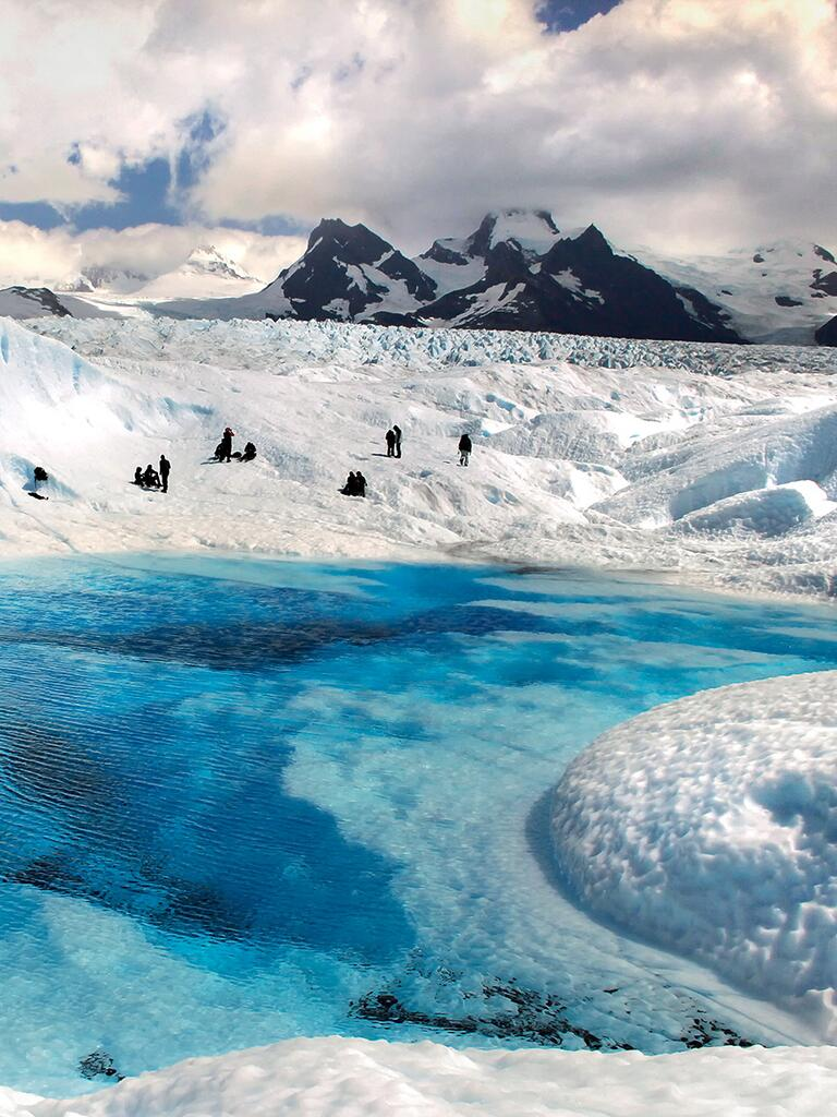 EL CALAFATE, argentina honeymoon idea
