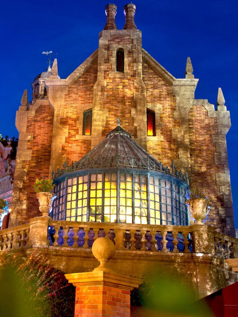 Haunted Mansion proposal idea at Disney