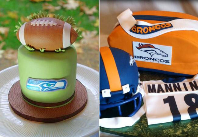 Photo: All the King's Horses Cake Creations; Cakes by Susan // Featured: The Knot Blog