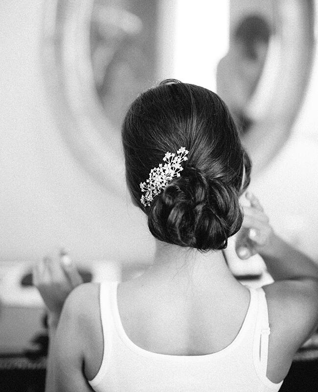 Photo: Mi Belle Photographers // Featured: The Knot Blog