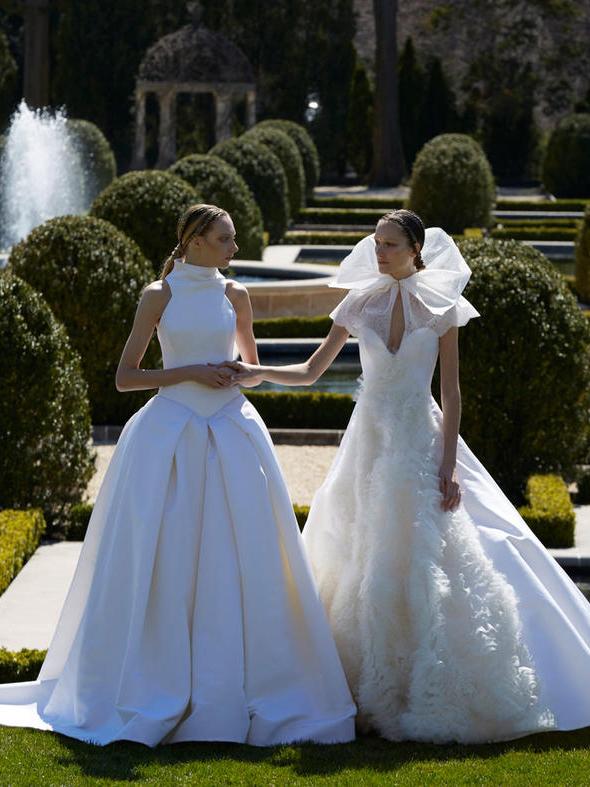 Vera Spring 2017 Wedding Dress Collection
