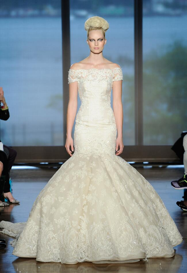 Ines Di Santo Collection Spring 2014 Wedding Dresses