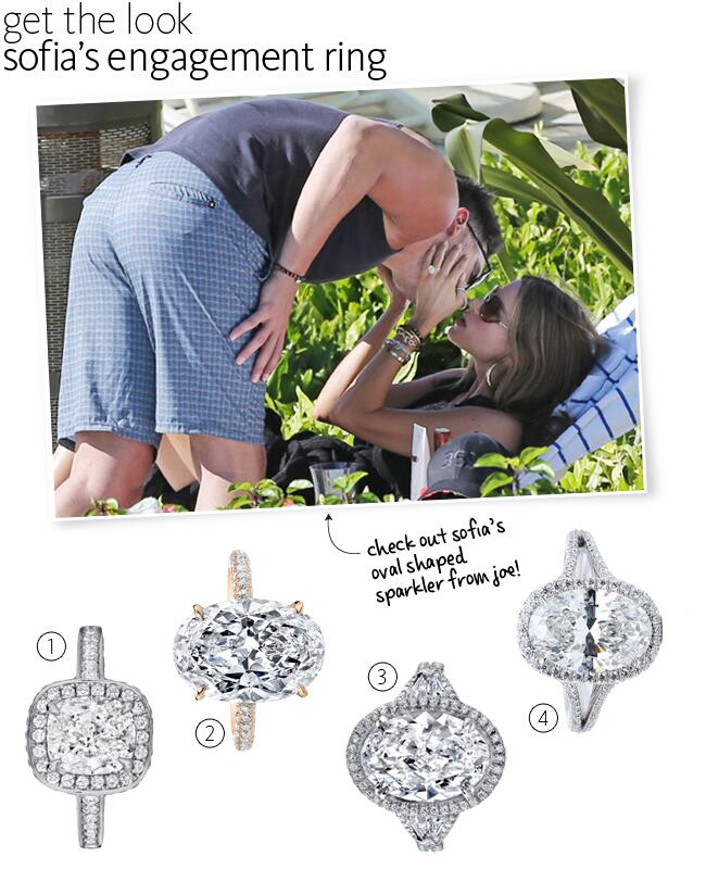 Sofia Vergara Wedding Ring: Sofia Vergara's Engagement Ring From Joe Manganiello: See