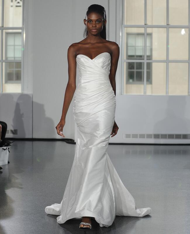 Romona Keveza Legends Fall 2014 Wedding Dresses