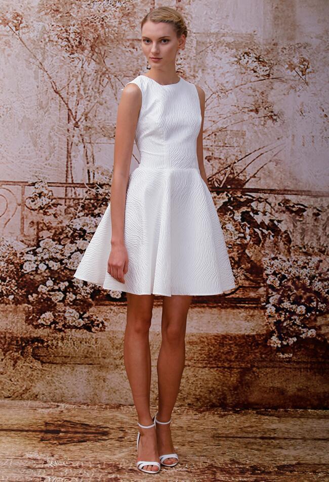 Monique Lhuillier Wedding Dresses Spring 2014/ Marcella