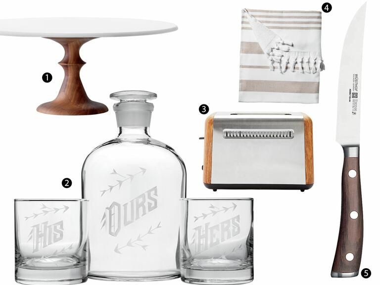 Registry picks for a natural style