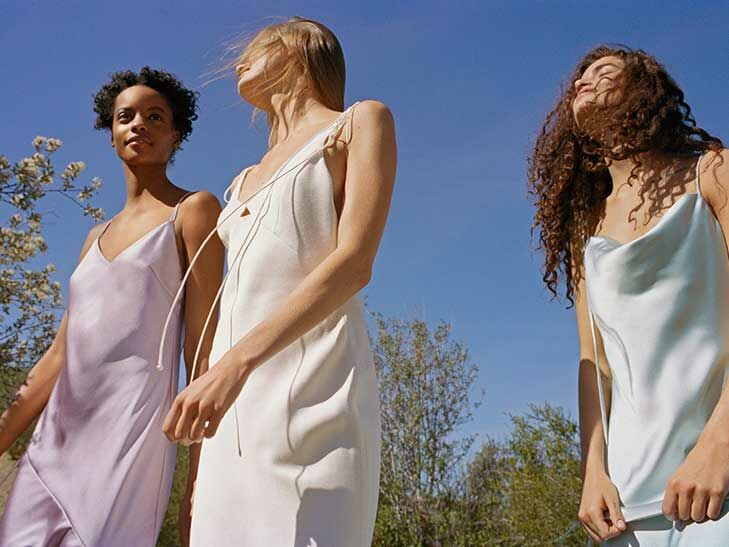 Topshop Bridal Collection at Nordstrom