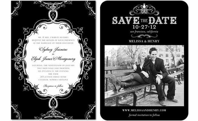 Wedding Diva Invitations: Wedding Paper Divas Launches New Stationery Line (And We