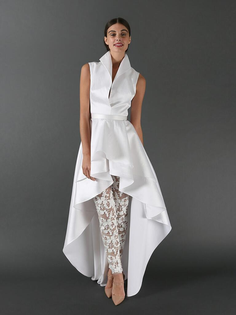 Women S White Long Sleeve Dress Shirt