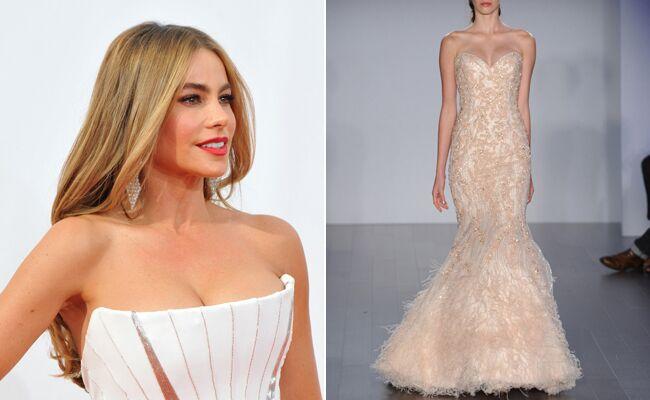 Will Sofia Vergara Wear Any Of These Y Mermaid Style Wedding Dresses