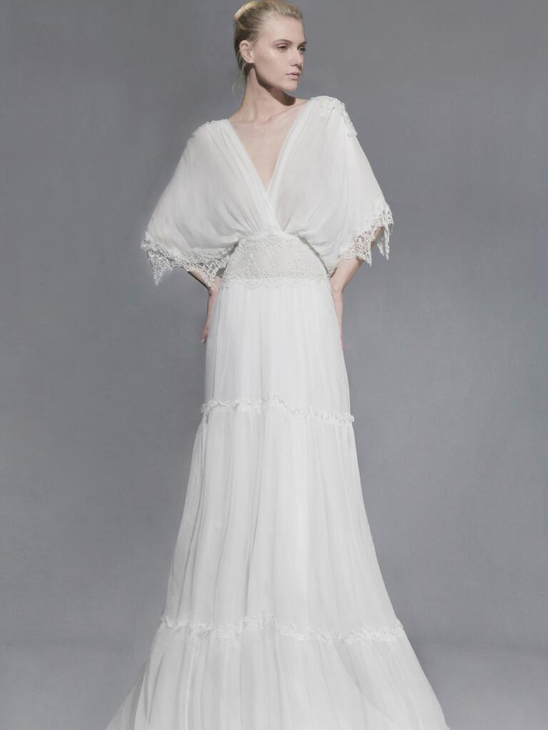 Victoria Kyriakides Spring Wedding Dresses Bridal Fashion