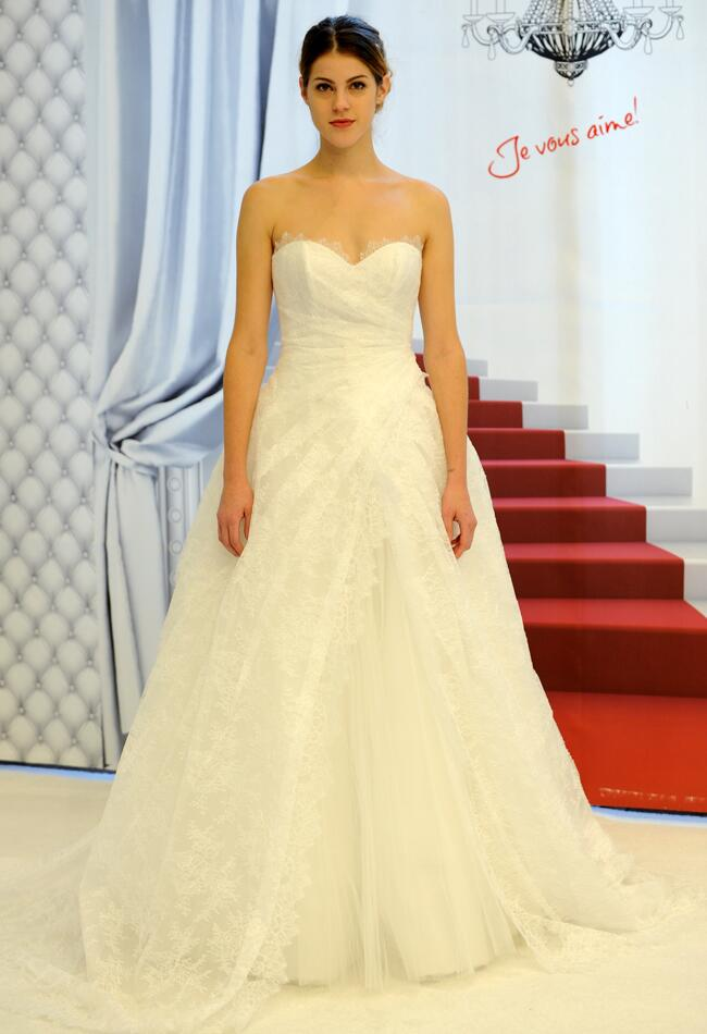 Cymbeline Spring 2014 Wedding Dresses