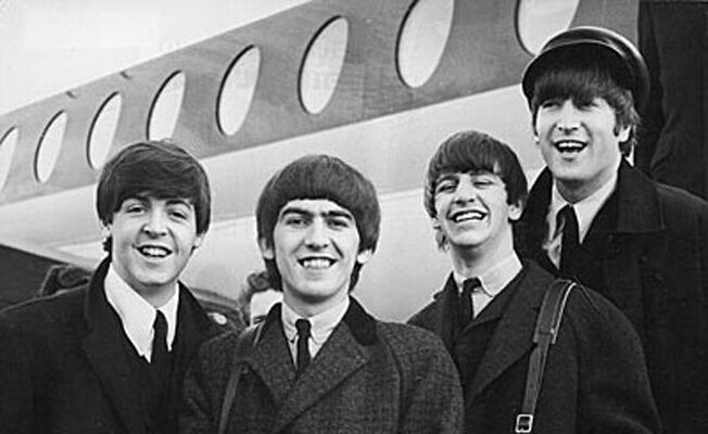 Happy Beatles Day Our Favorite Wedding Songs By The Fab Four