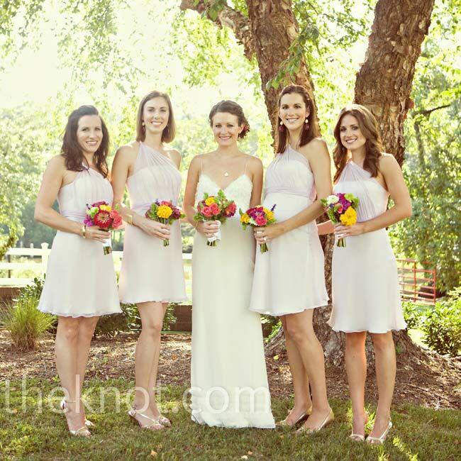 Pale Lavender Dresses
