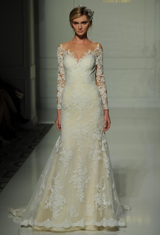 Pronovias Fall 2016 Collection Wedding Dress Photos